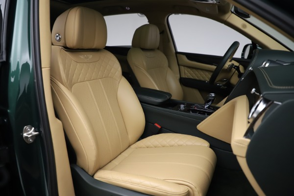 Used 2018 Bentley Bentayga W12 Signature for sale $159,900 at Rolls-Royce Motor Cars Greenwich in Greenwich CT 06830 26