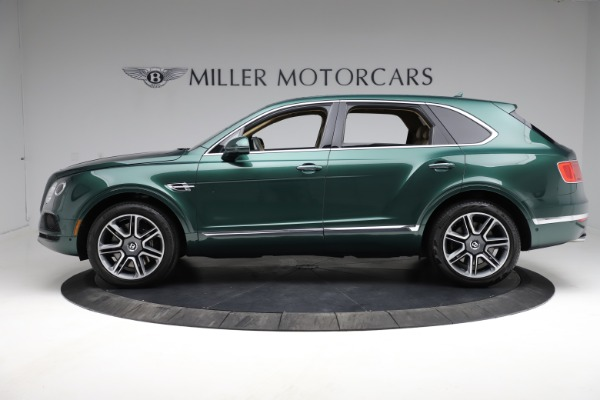 Used 2018 Bentley Bentayga W12 Signature for sale $159,900 at Rolls-Royce Motor Cars Greenwich in Greenwich CT 06830 3