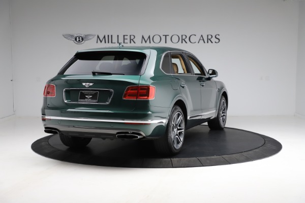 Used 2018 Bentley Bentayga W12 Signature for sale $159,900 at Rolls-Royce Motor Cars Greenwich in Greenwich CT 06830 7