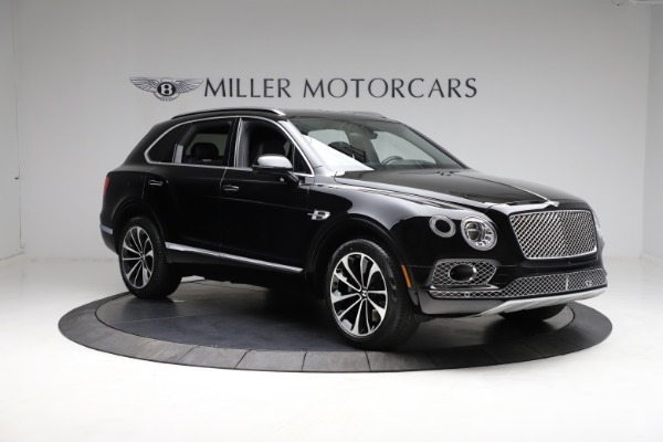 Used 2018 Bentley Bentayga W12 Signature for sale $159,900 at Rolls-Royce Motor Cars Greenwich in Greenwich CT 06830 12