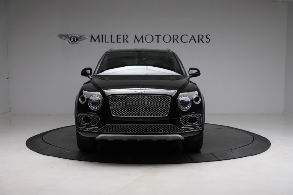 Used 2018 Bentley Bentayga W12 Signature for sale $159,900 at Rolls-Royce Motor Cars Greenwich in Greenwich CT 06830 13