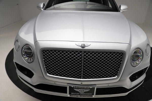 Used 2018 Bentley Bentayga Activity Edition for sale $152,900 at Rolls-Royce Motor Cars Greenwich in Greenwich CT 06830 13