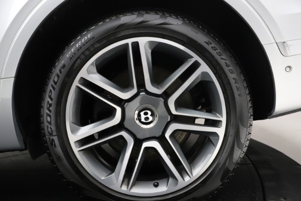 Used 2018 Bentley Bentayga Activity Edition for sale $152,900 at Rolls-Royce Motor Cars Greenwich in Greenwich CT 06830 15