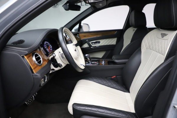 Used 2018 Bentley Bentayga Activity Edition for sale $152,900 at Rolls-Royce Motor Cars Greenwich in Greenwich CT 06830 18