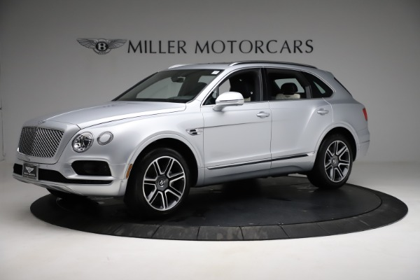 Used 2018 Bentley Bentayga Activity Edition for sale $152,900 at Rolls-Royce Motor Cars Greenwich in Greenwich CT 06830 2