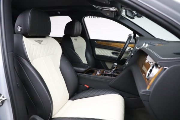 Used 2018 Bentley Bentayga Activity Edition for sale $152,900 at Rolls-Royce Motor Cars Greenwich in Greenwich CT 06830 28