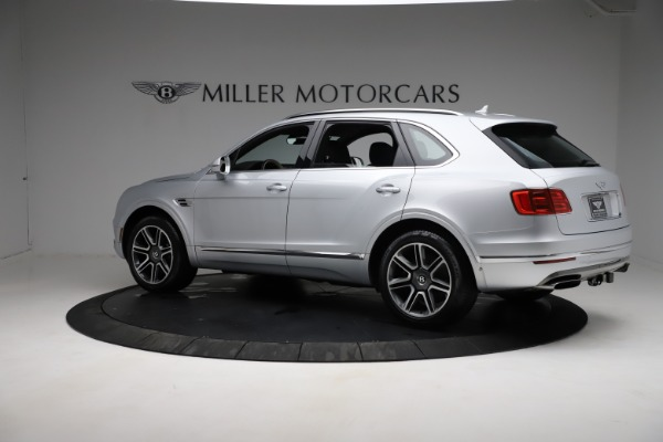 Used 2018 Bentley Bentayga Activity Edition for sale $152,900 at Rolls-Royce Motor Cars Greenwich in Greenwich CT 06830 4