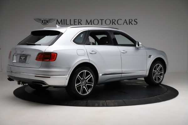 Used 2018 Bentley Bentayga Activity Edition for sale $152,900 at Rolls-Royce Motor Cars Greenwich in Greenwich CT 06830 8