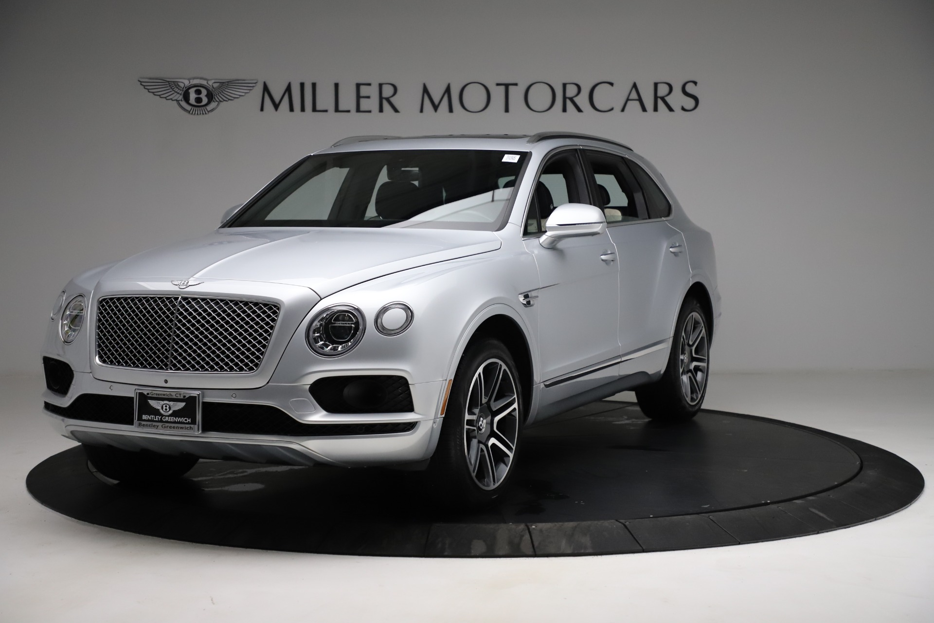 Used 2018 Bentley Bentayga Activity Edition for sale $152,900 at Rolls-Royce Motor Cars Greenwich in Greenwich CT 06830 1
