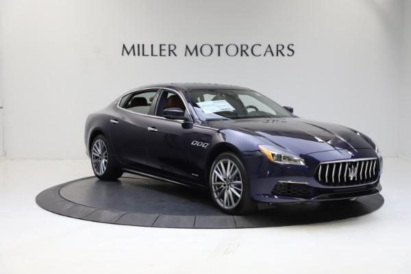 New 2021 Maserati Quattroporte S Q4 GranLusso for sale $123,549 at Rolls-Royce Motor Cars Greenwich in Greenwich CT 06830 10