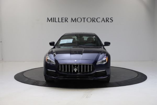 New 2021 Maserati Quattroporte S Q4 GranLusso for sale $123,549 at Rolls-Royce Motor Cars Greenwich in Greenwich CT 06830 11