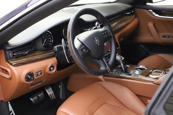 New 2021 Maserati Quattroporte S Q4 GranLusso for sale $123,549 at Rolls-Royce Motor Cars Greenwich in Greenwich CT 06830 12