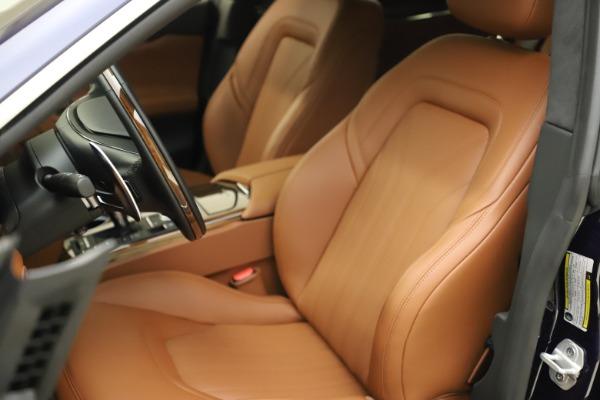 New 2021 Maserati Quattroporte S Q4 GranLusso for sale $123,549 at Rolls-Royce Motor Cars Greenwich in Greenwich CT 06830 14