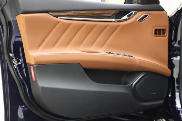 New 2021 Maserati Quattroporte S Q4 GranLusso for sale $123,549 at Rolls-Royce Motor Cars Greenwich in Greenwich CT 06830 15