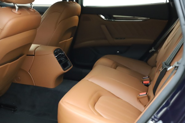New 2021 Maserati Quattroporte S Q4 GranLusso for sale $123,549 at Rolls-Royce Motor Cars Greenwich in Greenwich CT 06830 16