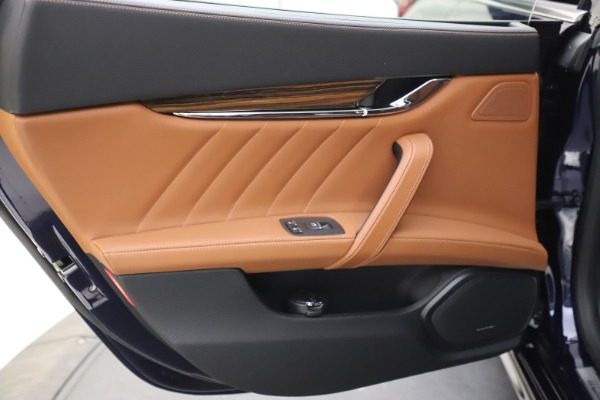 New 2021 Maserati Quattroporte S Q4 GranLusso for sale $123,549 at Rolls-Royce Motor Cars Greenwich in Greenwich CT 06830 18