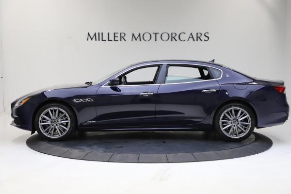 New 2021 Maserati Quattroporte S Q4 GranLusso for sale $123,549 at Rolls-Royce Motor Cars Greenwich in Greenwich CT 06830 2
