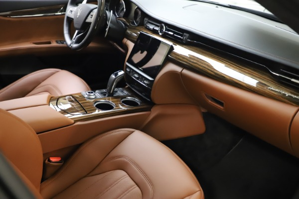New 2021 Maserati Quattroporte S Q4 GranLusso for sale $123,549 at Rolls-Royce Motor Cars Greenwich in Greenwich CT 06830 20