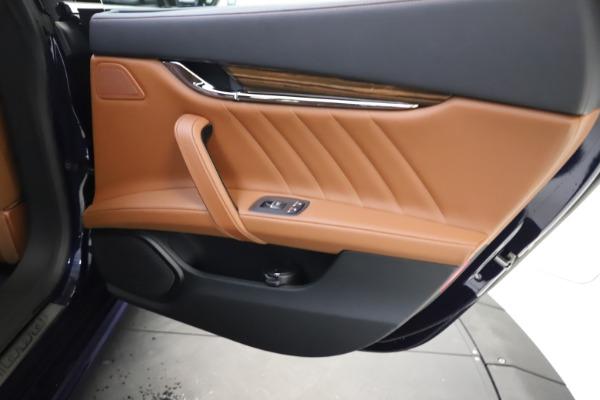 New 2021 Maserati Quattroporte S Q4 GranLusso for sale $123,549 at Rolls-Royce Motor Cars Greenwich in Greenwich CT 06830 22