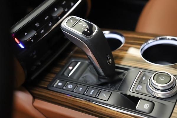 New 2021 Maserati Quattroporte S Q4 GranLusso for sale $123,549 at Rolls-Royce Motor Cars Greenwich in Greenwich CT 06830 23