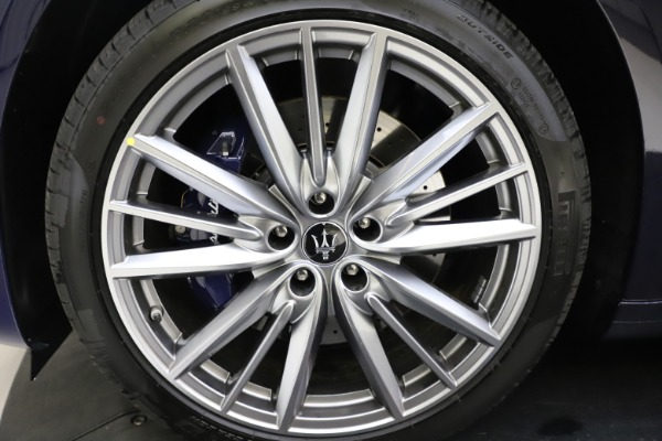 New 2021 Maserati Quattroporte S Q4 GranLusso for sale $123,549 at Rolls-Royce Motor Cars Greenwich in Greenwich CT 06830 24