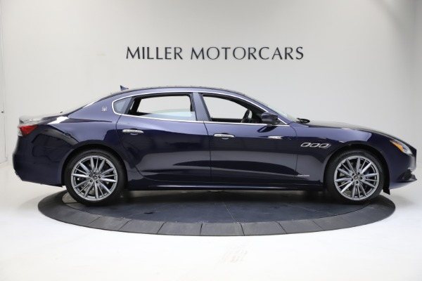 New 2021 Maserati Quattroporte S Q4 GranLusso for sale $123,549 at Rolls-Royce Motor Cars Greenwich in Greenwich CT 06830 8