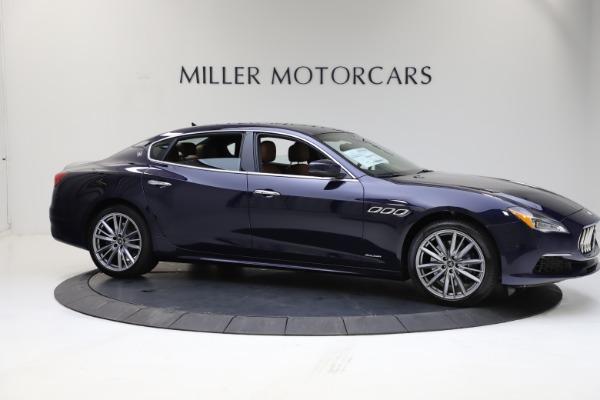 New 2021 Maserati Quattroporte S Q4 GranLusso for sale $123,549 at Rolls-Royce Motor Cars Greenwich in Greenwich CT 06830 9