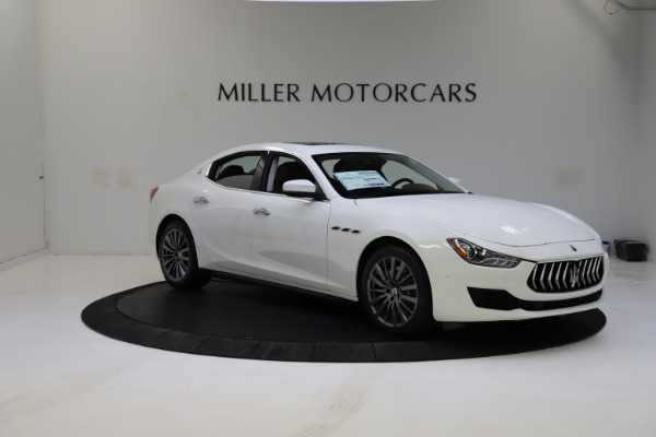 New 2021 Maserati Ghibli S Q4 for sale $85,754 at Rolls-Royce Motor Cars Greenwich in Greenwich CT 06830 10