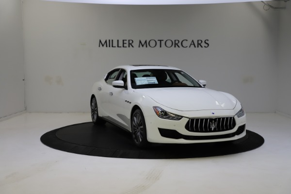 New 2021 Maserati Ghibli S Q4 for sale $85,754 at Rolls-Royce Motor Cars Greenwich in Greenwich CT 06830 11