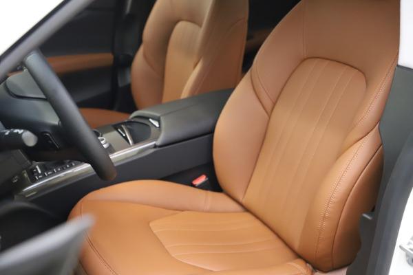 New 2021 Maserati Ghibli S Q4 for sale $85,754 at Rolls-Royce Motor Cars Greenwich in Greenwich CT 06830 15