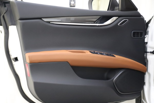 New 2021 Maserati Ghibli S Q4 for sale $85,754 at Rolls-Royce Motor Cars Greenwich in Greenwich CT 06830 16