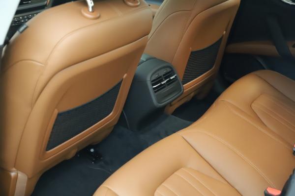 New 2021 Maserati Ghibli S Q4 for sale $85,754 at Rolls-Royce Motor Cars Greenwich in Greenwich CT 06830 17