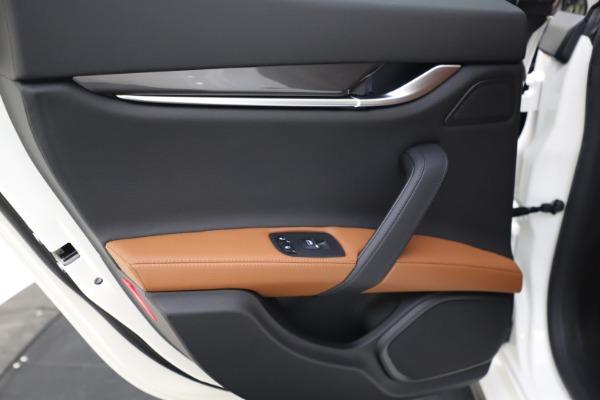 New 2021 Maserati Ghibli S Q4 for sale $85,754 at Rolls-Royce Motor Cars Greenwich in Greenwich CT 06830 19