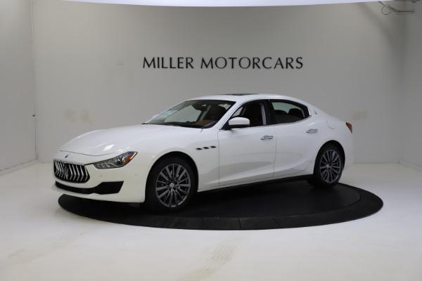 New 2021 Maserati Ghibli S Q4 for sale $85,754 at Rolls-Royce Motor Cars Greenwich in Greenwich CT 06830 2