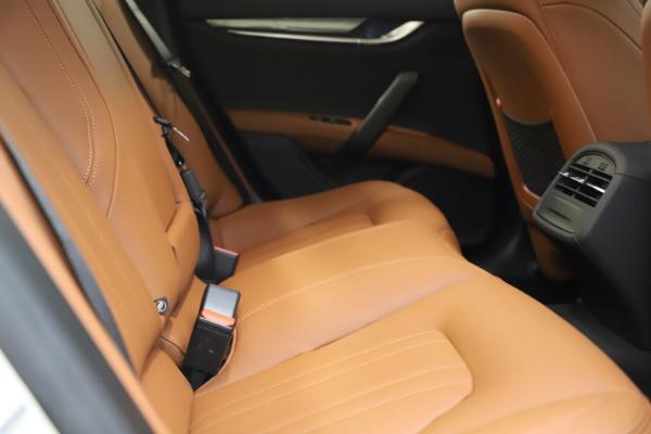 New 2021 Maserati Ghibli S Q4 for sale $85,754 at Rolls-Royce Motor Cars Greenwich in Greenwich CT 06830 20