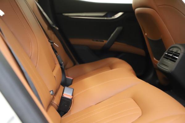 New 2021 Maserati Ghibli S Q4 for sale $85,754 at Rolls-Royce Motor Cars Greenwich in Greenwich CT 06830 21