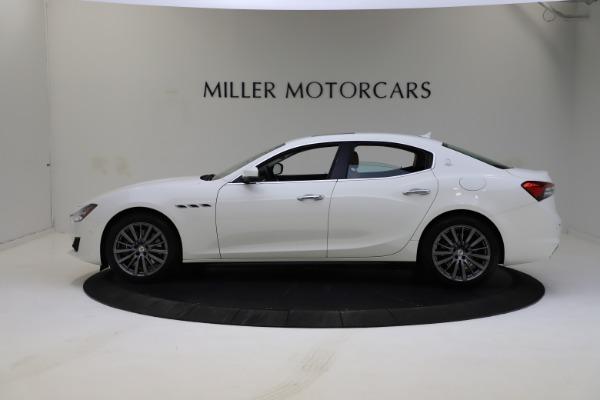 New 2021 Maserati Ghibli S Q4 for sale $85,754 at Rolls-Royce Motor Cars Greenwich in Greenwich CT 06830 3