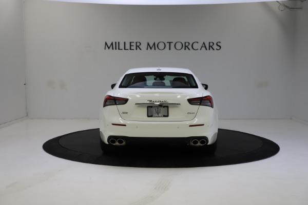 New 2021 Maserati Ghibli S Q4 for sale $85,754 at Rolls-Royce Motor Cars Greenwich in Greenwich CT 06830 5