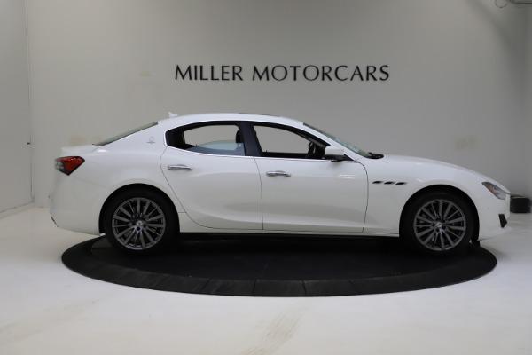 New 2021 Maserati Ghibli S Q4 for sale $85,754 at Rolls-Royce Motor Cars Greenwich in Greenwich CT 06830 8