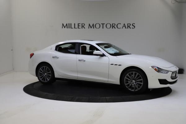 New 2021 Maserati Ghibli S Q4 for sale $85,754 at Rolls-Royce Motor Cars Greenwich in Greenwich CT 06830 9