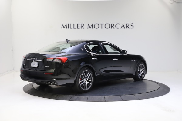 New 2021 Maserati Ghibli S Q4 for sale $86,654 at Rolls-Royce Motor Cars Greenwich in Greenwich CT 06830 10