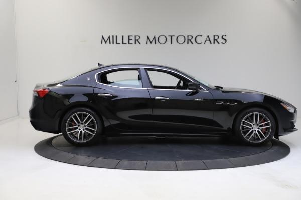 New 2021 Maserati Ghibli S Q4 for sale $86,654 at Rolls-Royce Motor Cars Greenwich in Greenwich CT 06830 11