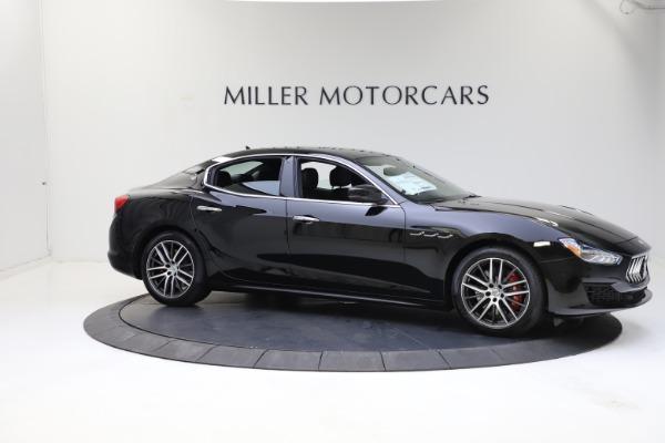 New 2021 Maserati Ghibli S Q4 for sale $86,654 at Rolls-Royce Motor Cars Greenwich in Greenwich CT 06830 12