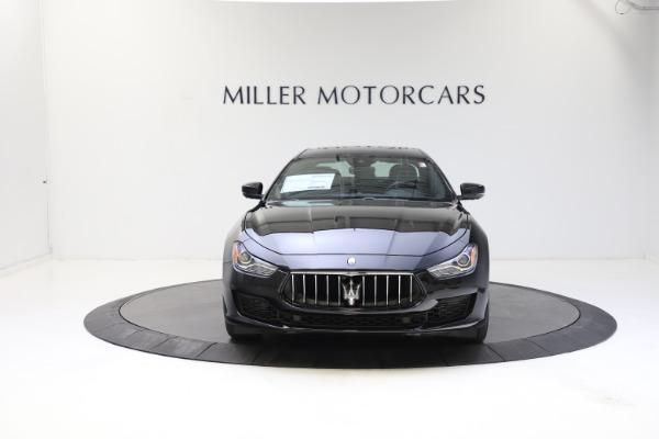 New 2021 Maserati Ghibli S Q4 for sale $86,654 at Rolls-Royce Motor Cars Greenwich in Greenwich CT 06830 14