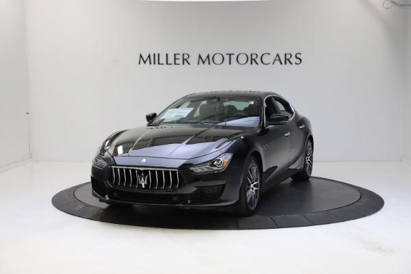 New 2021 Maserati Ghibli S Q4 for sale $86,654 at Rolls-Royce Motor Cars Greenwich in Greenwich CT 06830 2