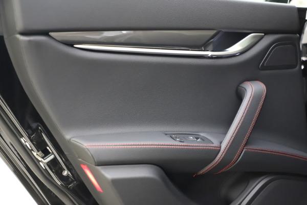 New 2021 Maserati Ghibli S Q4 for sale $86,654 at Rolls-Royce Motor Cars Greenwich in Greenwich CT 06830 22