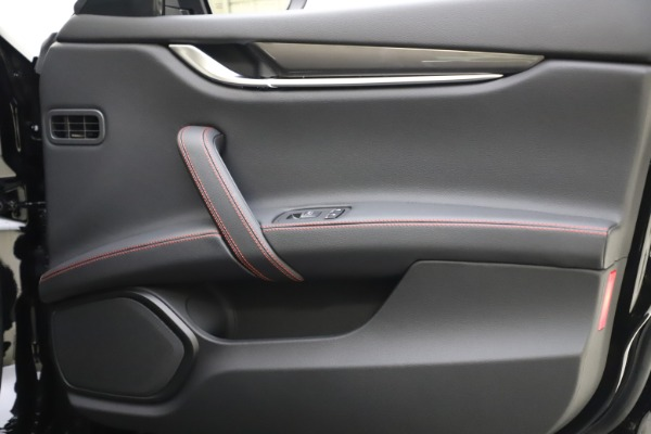 New 2021 Maserati Ghibli S Q4 for sale $86,654 at Rolls-Royce Motor Cars Greenwich in Greenwich CT 06830 24