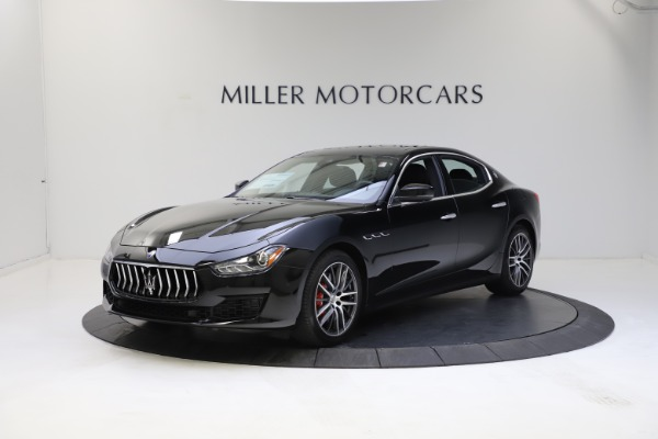 New 2021 Maserati Ghibli S Q4 for sale $86,654 at Rolls-Royce Motor Cars Greenwich in Greenwich CT 06830 3