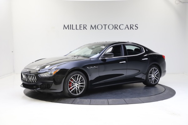 New 2021 Maserati Ghibli S Q4 for sale $86,654 at Rolls-Royce Motor Cars Greenwich in Greenwich CT 06830 4