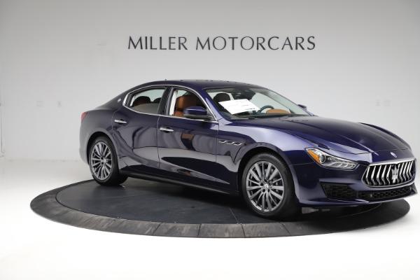 New 2021 Maserati Ghibli S Q4 for sale $86,954 at Rolls-Royce Motor Cars Greenwich in Greenwich CT 06830 10